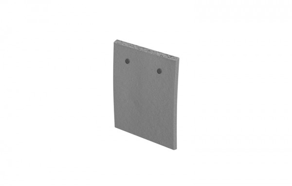Marley Concrete Plain Eaves Top Tile