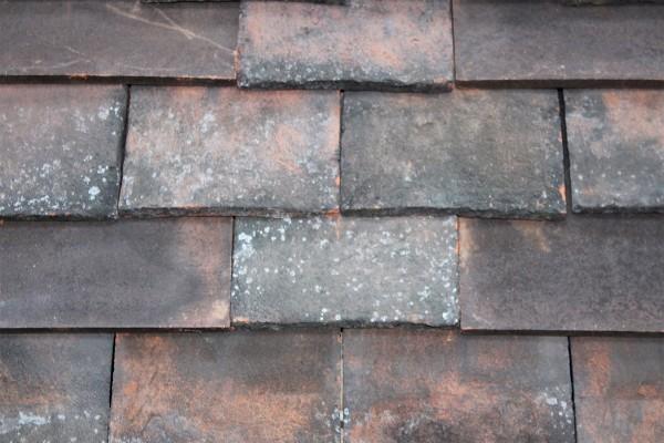 Reclaimed Handmade Clay Plain Tile – Bracknell