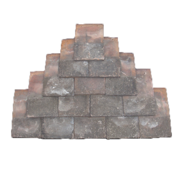 Silverdale hand made clay plain tile
