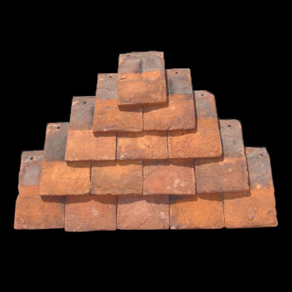 Tilehurst hand made clay plain tile