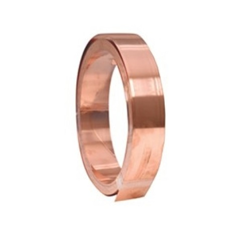 Copper Fixing Strip for Lead (50mm x 20m Roll) – 0.6mm Thickness