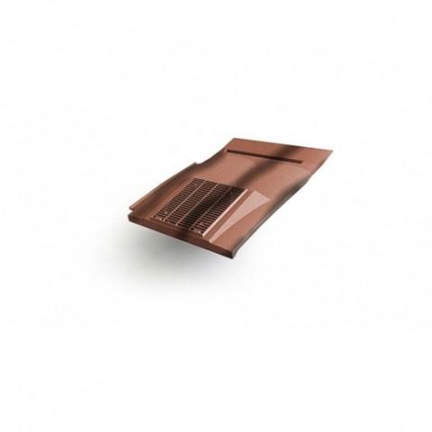 Glidevale In-line® Universal Interlocking Plain Tile – Red Streak