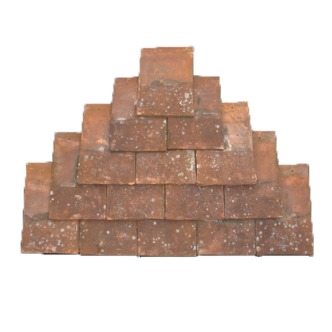 Keymer reclaimed clay plain tile