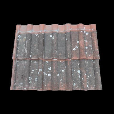 Redland Double Roman concrete pan tile