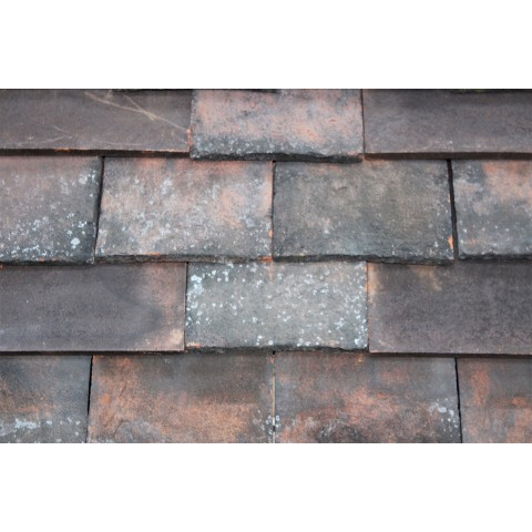 Reclaimed Handmade Clay Plain Tile – Bracknell