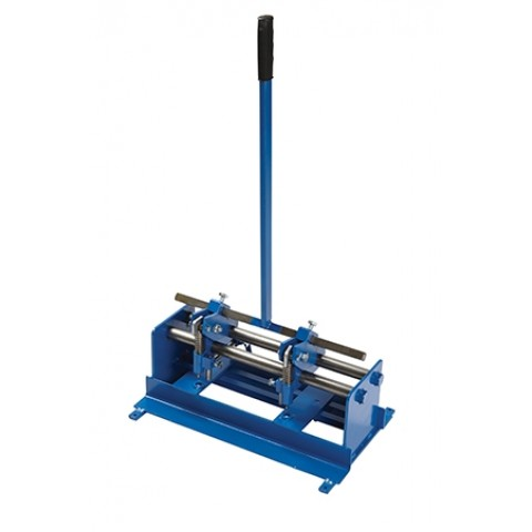 Double Slate Punching Machine