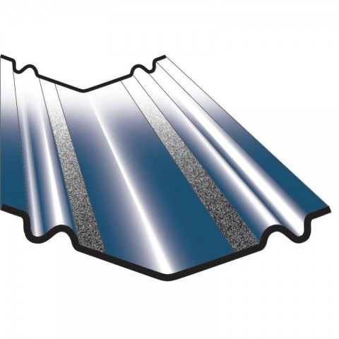 Danelaw RP3 GRP Tile Valley 380mm x 3m