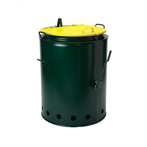 GRÜN Bitumen Boiler With Tap & Insulation