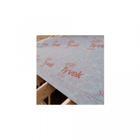 Tyvek Supro ( without tape )