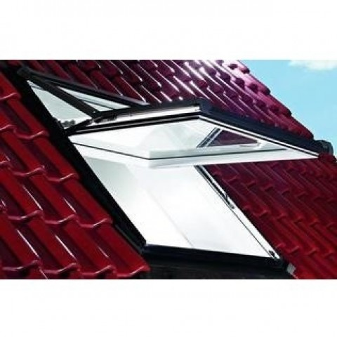 Roto Designo R7 65cm x 118cm PVC Window Top Third