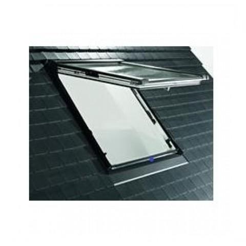 Roto Designo R8 54cm x 98cm PVC Top Hung Window