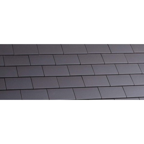 Hawkins Clay Roof Plain Tile – Blue Smooth 3081