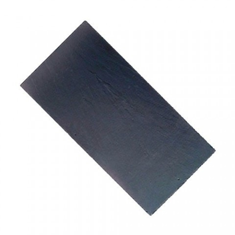 Cembrit Westerland 600mm x 300mm ManMade Fibre Cement Slate – Graphite