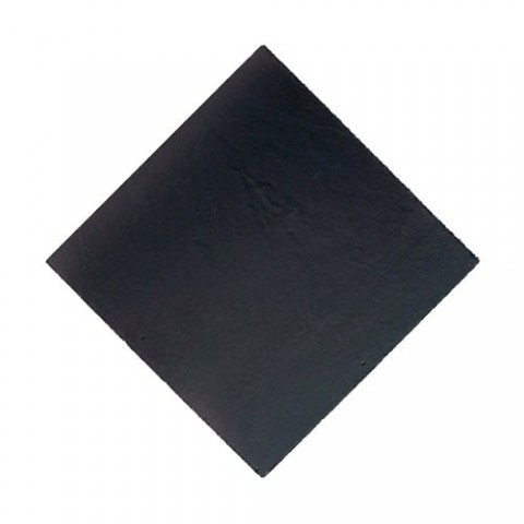 Cembrit Westerland 600mm x 600mm ManMade Fibre Cement Slate – Graphite