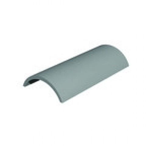 Marley Concrete 457mm third round hip tile