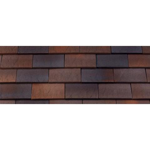 Hawkins Clay Roof Plain Tile – Fired Sienna 3113