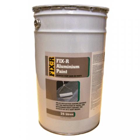 Fix-R Aluminium Paint