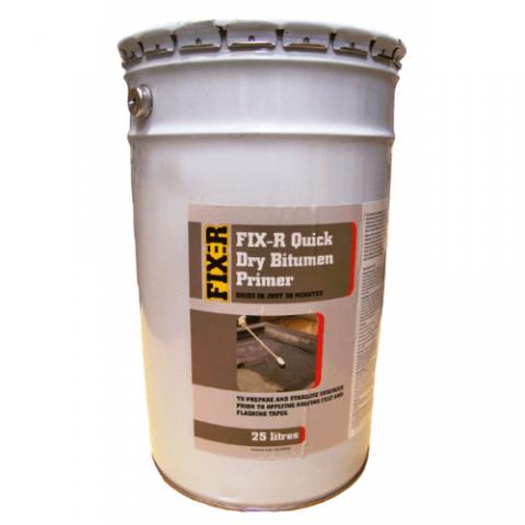 Fix-R Quick Drying Bitumen Primer