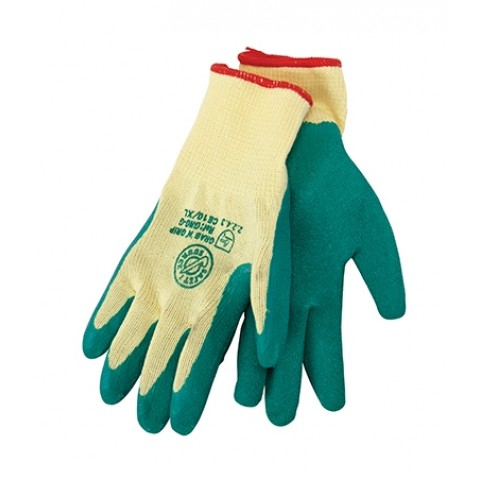 Gripper Gloves Open Back