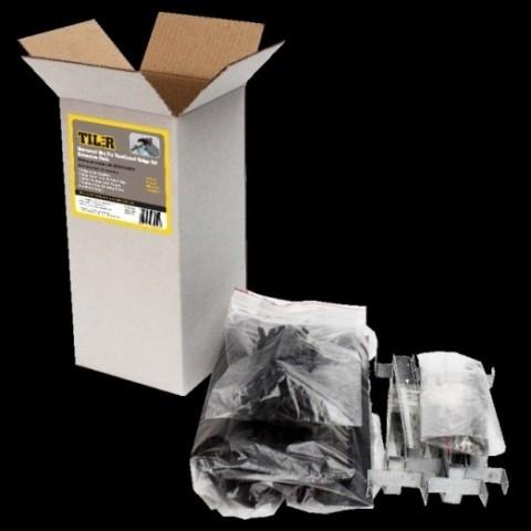 TIL-R Universal Dry Fix Ventilated Ridge Kit Extension Pack