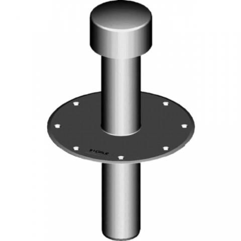 Klober KF6040 Vent Pipe Terminal 70mm