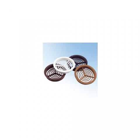 Klober KP9642-0900 Circular Soffit Vent (Pk 50)