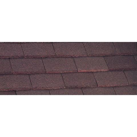 Plain Tile – Dark Red (MA14026S)