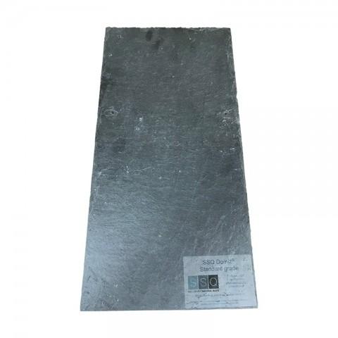 SSQ Domiz Standard-Grade Blue/Grey Spanish Slate – 500mm x 250mm