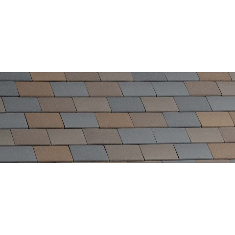 Hawkins Clay Roof Plain Tile – Staffordshire Mix 3033