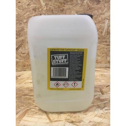 Summer grade catalyst hardener 4.5 litres