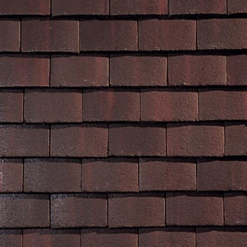 Plain Tile Dark Heather Smoothfaced