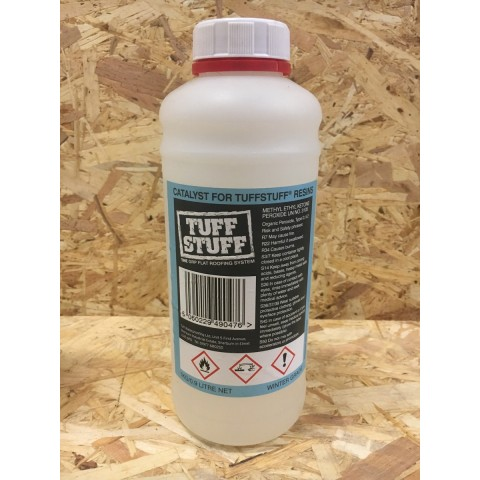 Summer grade catalyst hardener 0.9 litres