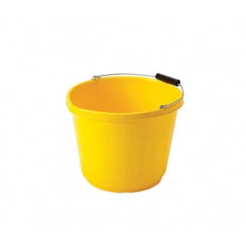 Yellow Long Life Bucket